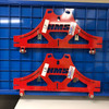 5x5 Set Up Plates by Hammond Motorsports RED