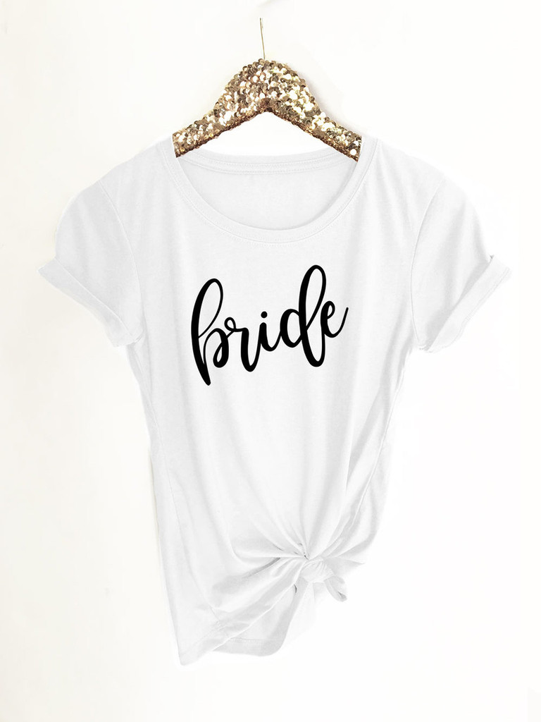 Bridal Party T-Shirt - Fitted