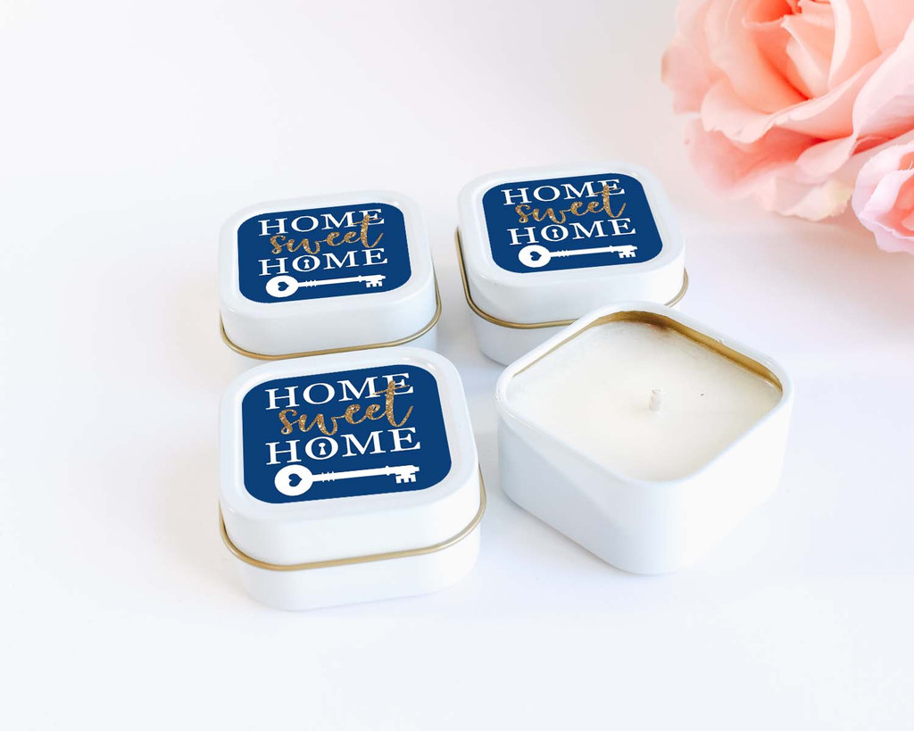 Home Sweet Home Candles (Set of 12)