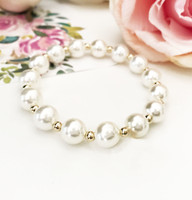 Pearl Bracelet - Bridal Party - Bridesmaid Gift 1ct
