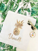 Tropical Tote Bags - Personalized Tote