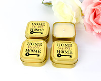 New Home Candle - Home is where the Heart is (Set of 12)