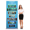 Scenario Menu - Retractable Banner Stand