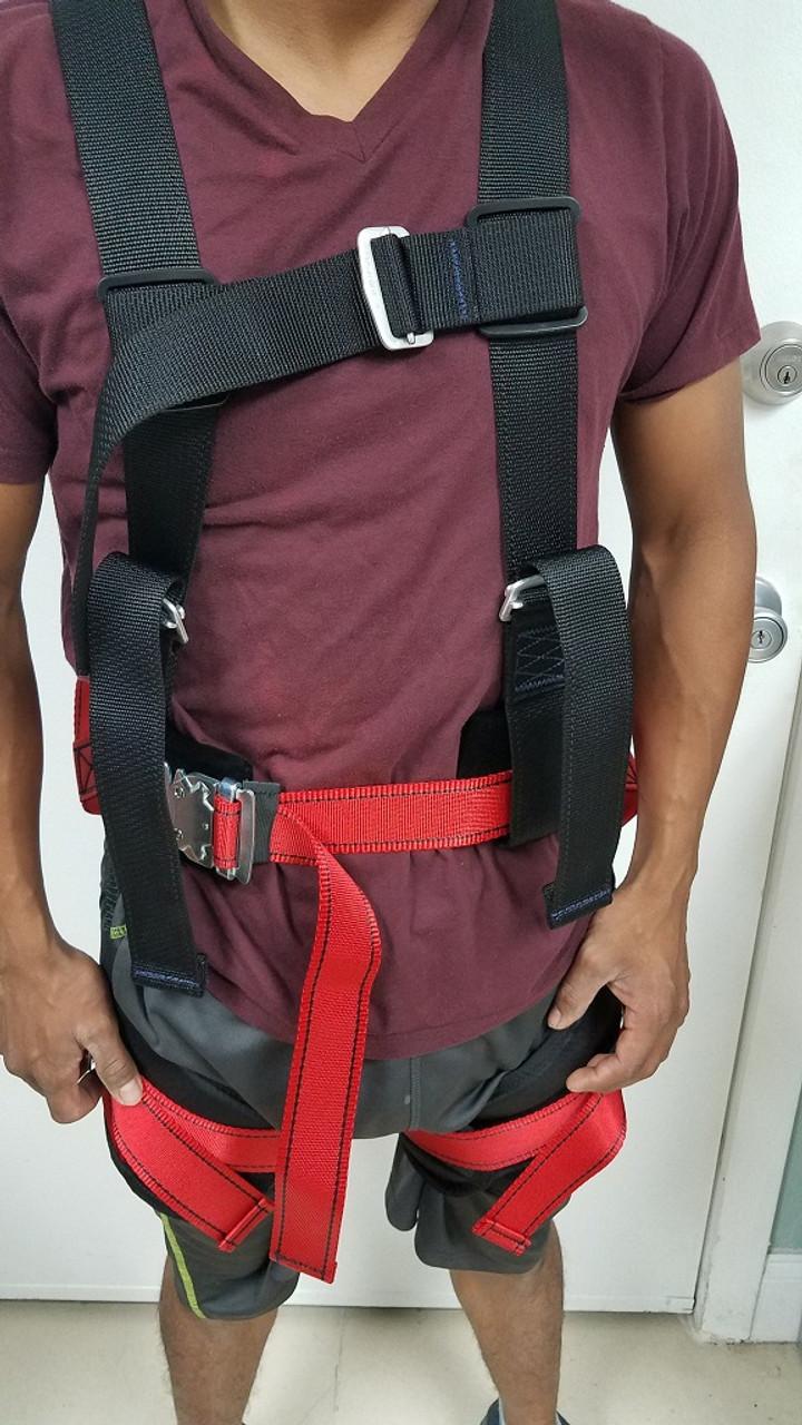 Full Body Bungee Trampoline Harness