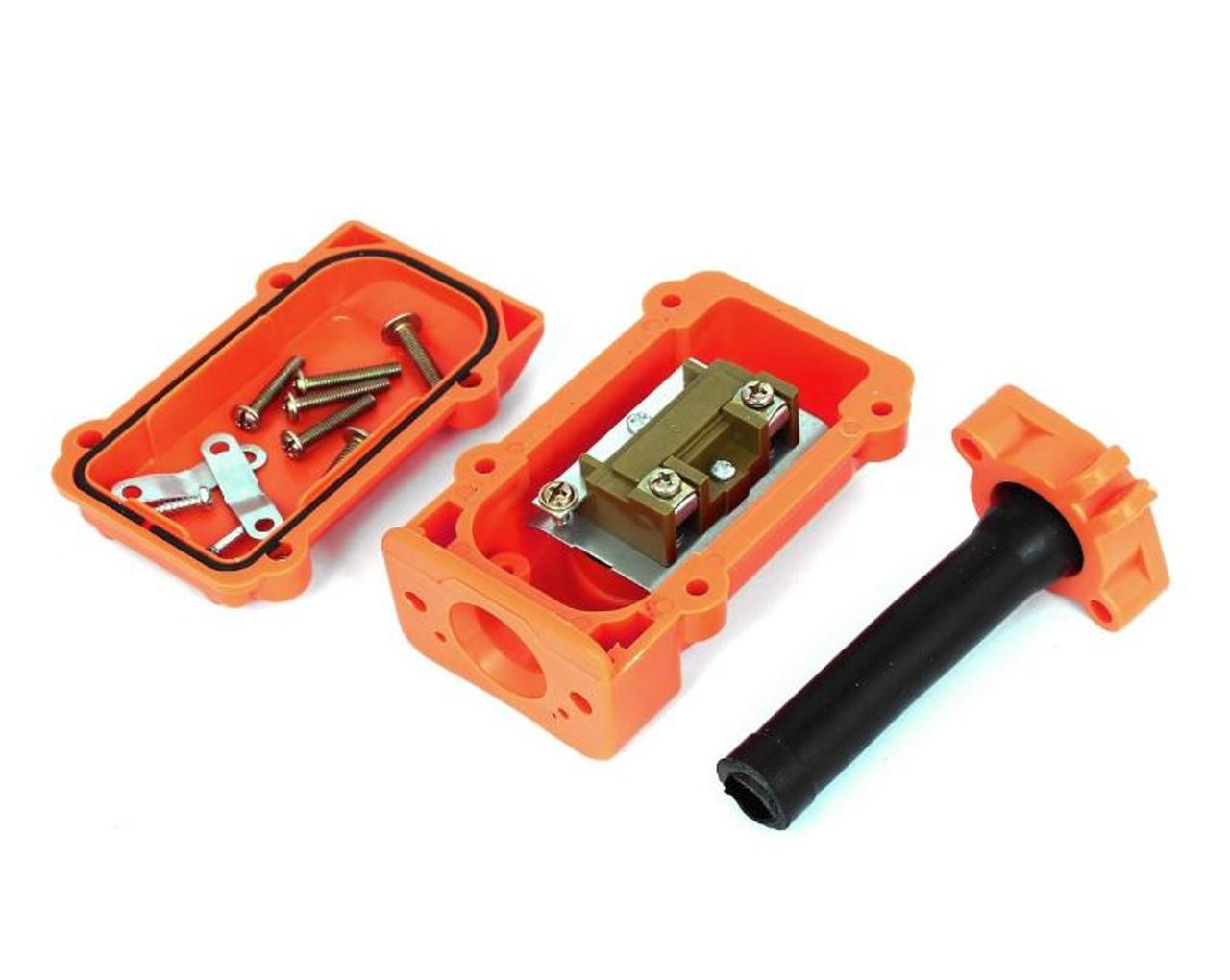 Waterproof Winch Controller (Orange)