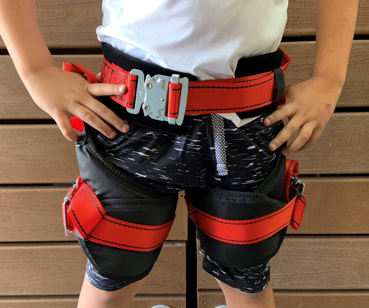 VR Bungee Harness