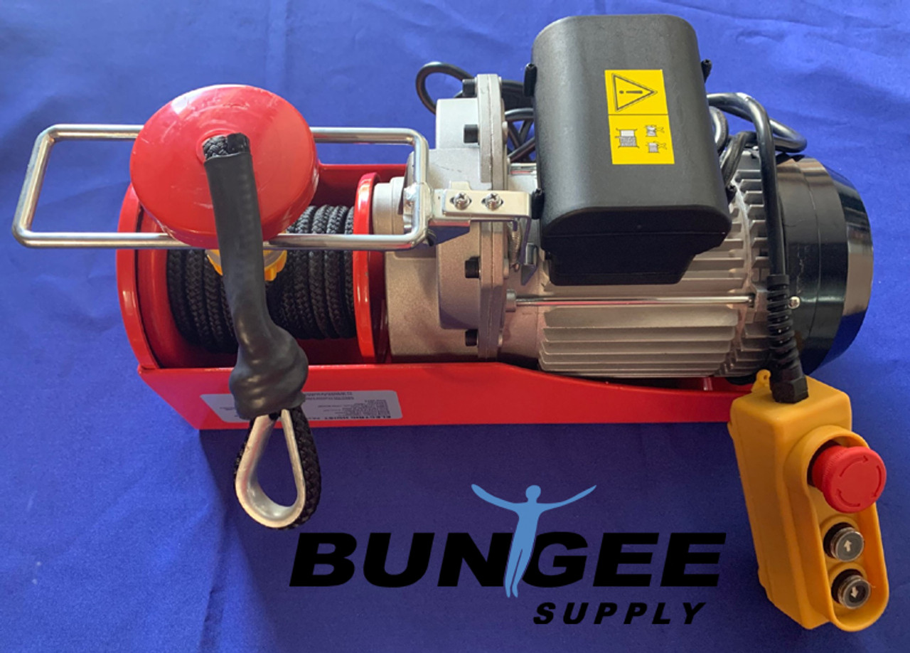 2HP Electric Hoist/Winch 110V