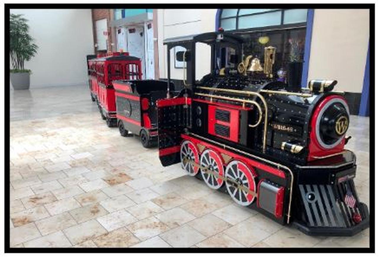 2019 Wattman Electric Trackless Train