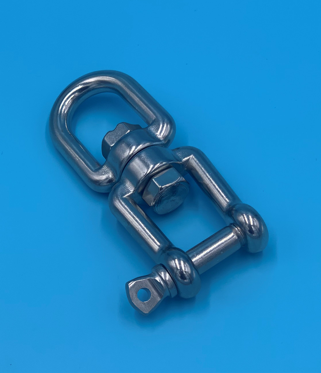 Stainless Steel Swivel with Shackle