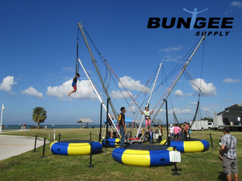 New Bungee Trampoline System