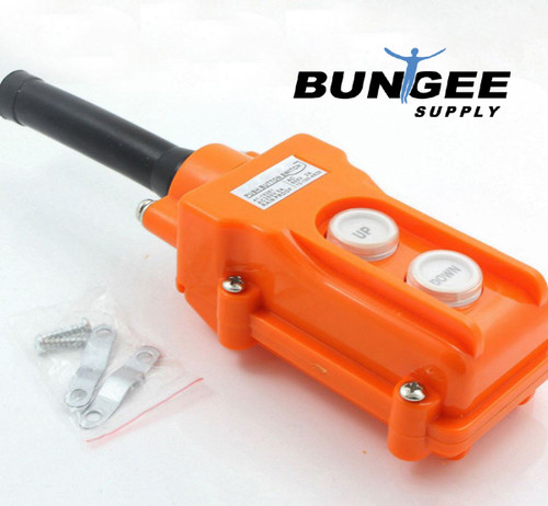 Waterproof Winch Controller (Orange)