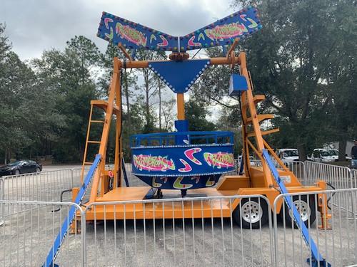 2013 Boomerang Amusement Ride
