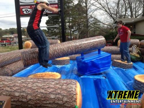 Galaxy Log Slammer - Redneck Games