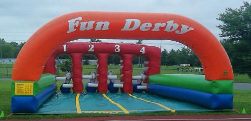 Pony Hop Derby
