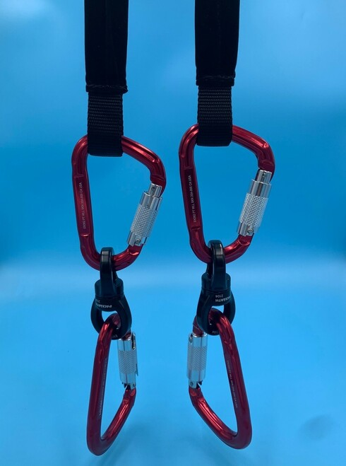 Flipping Rig with Jump Handles