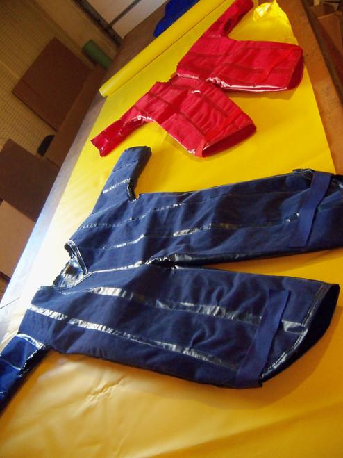 Sticky Velcro Suit