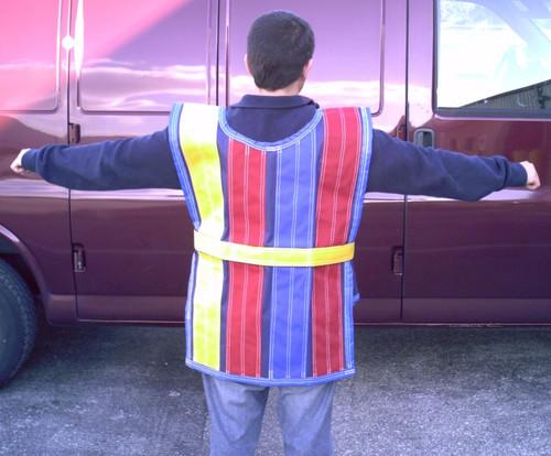 Sticky Velcro Vests