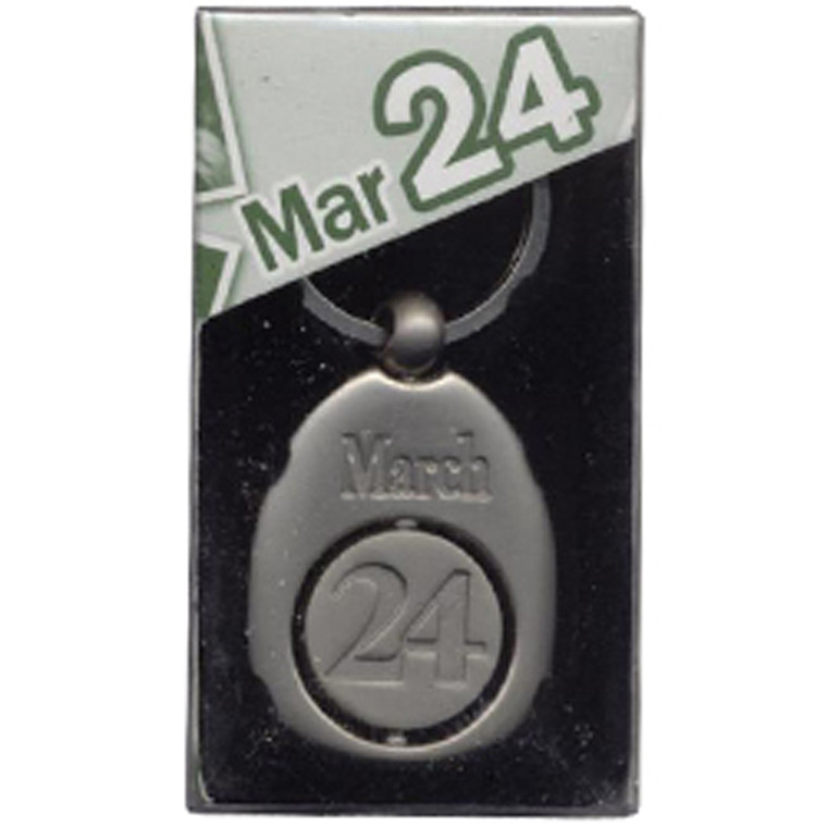 Chronicle Keyring - March 24