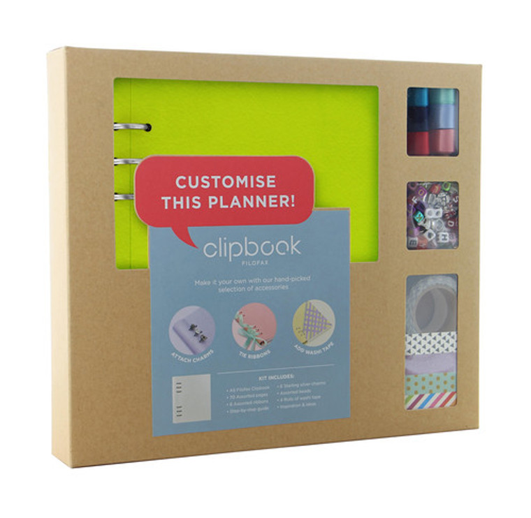 Pear Clipbook Creative Kit (A5)