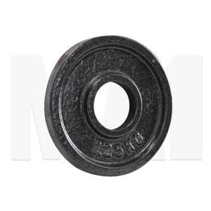 MA1 Olympic Hammertone Plate (Pair) - 1.25kg (Disc.)