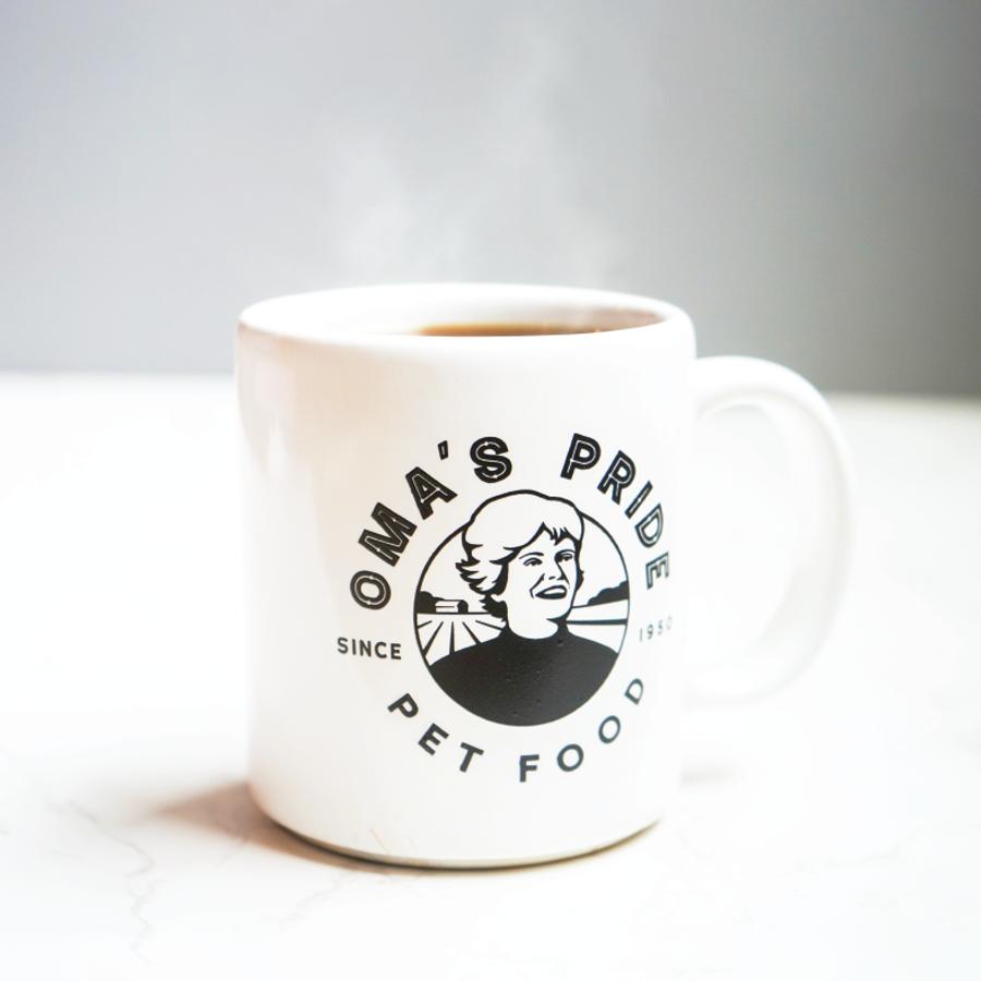 Oma's Pride Logo Mug