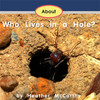 About Who Lives in a Hole? - Level B/2