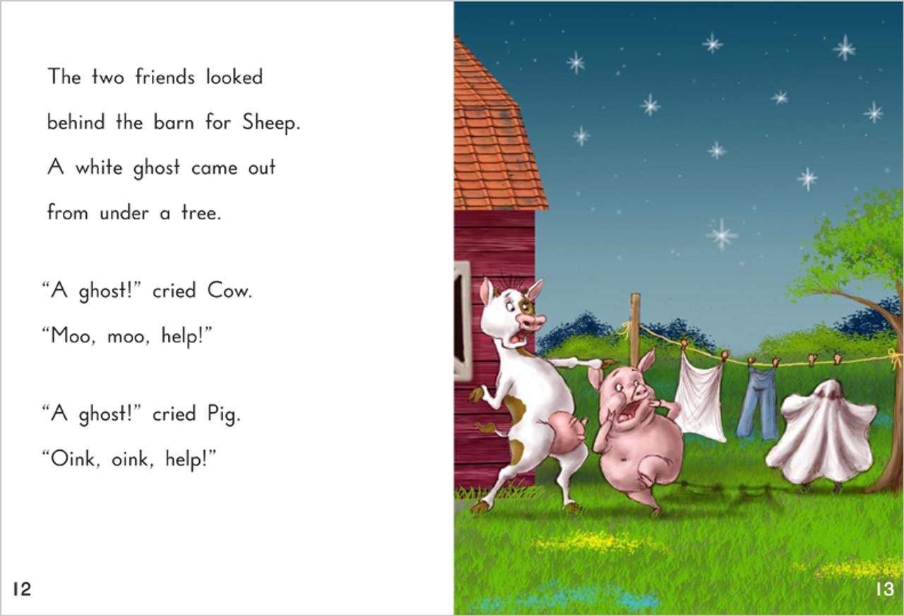 Cow's Bad Dream - Level G/12