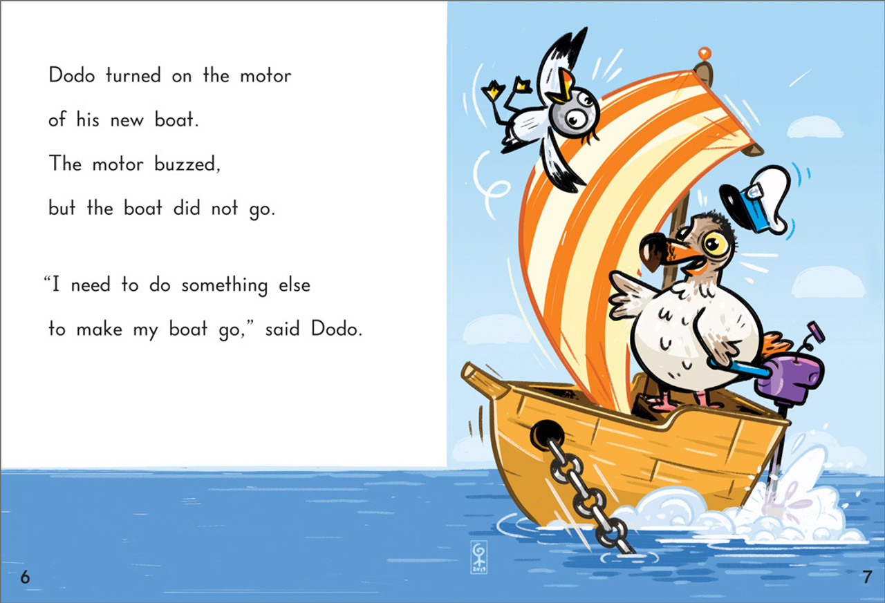 The Boat Ride - Level F/10