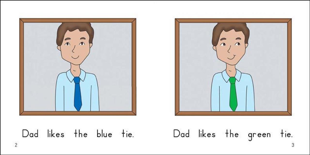 Dad's Favorite Tie - Level A/1