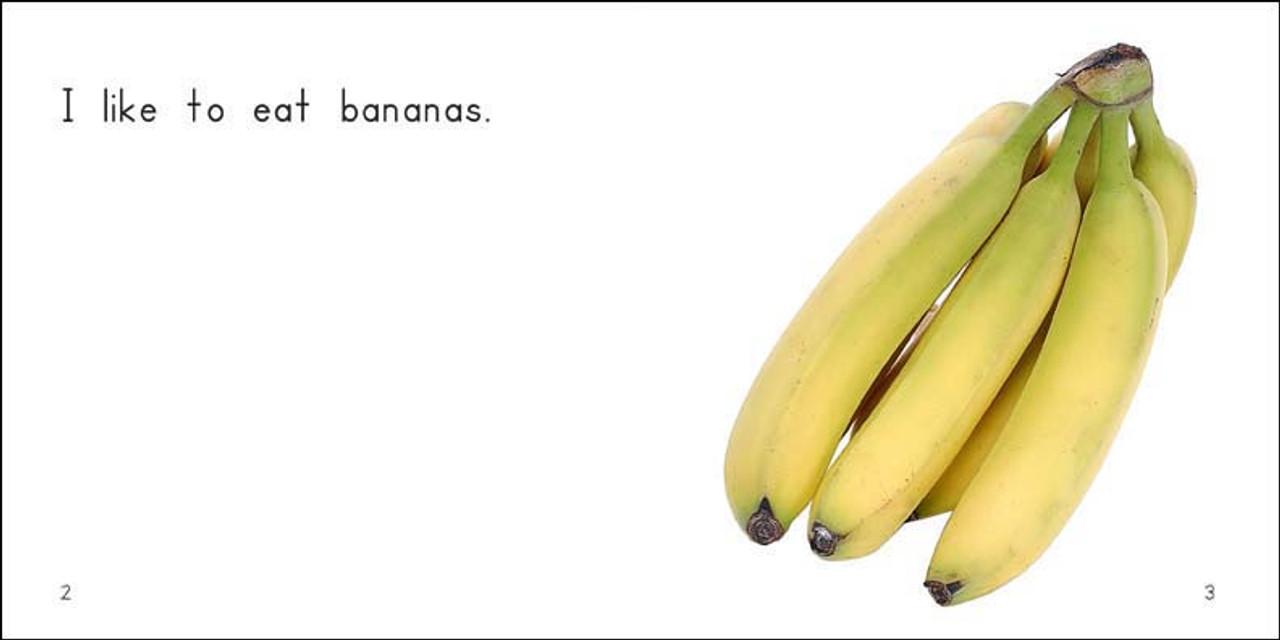 My Favorite Fruit - Level B/2
