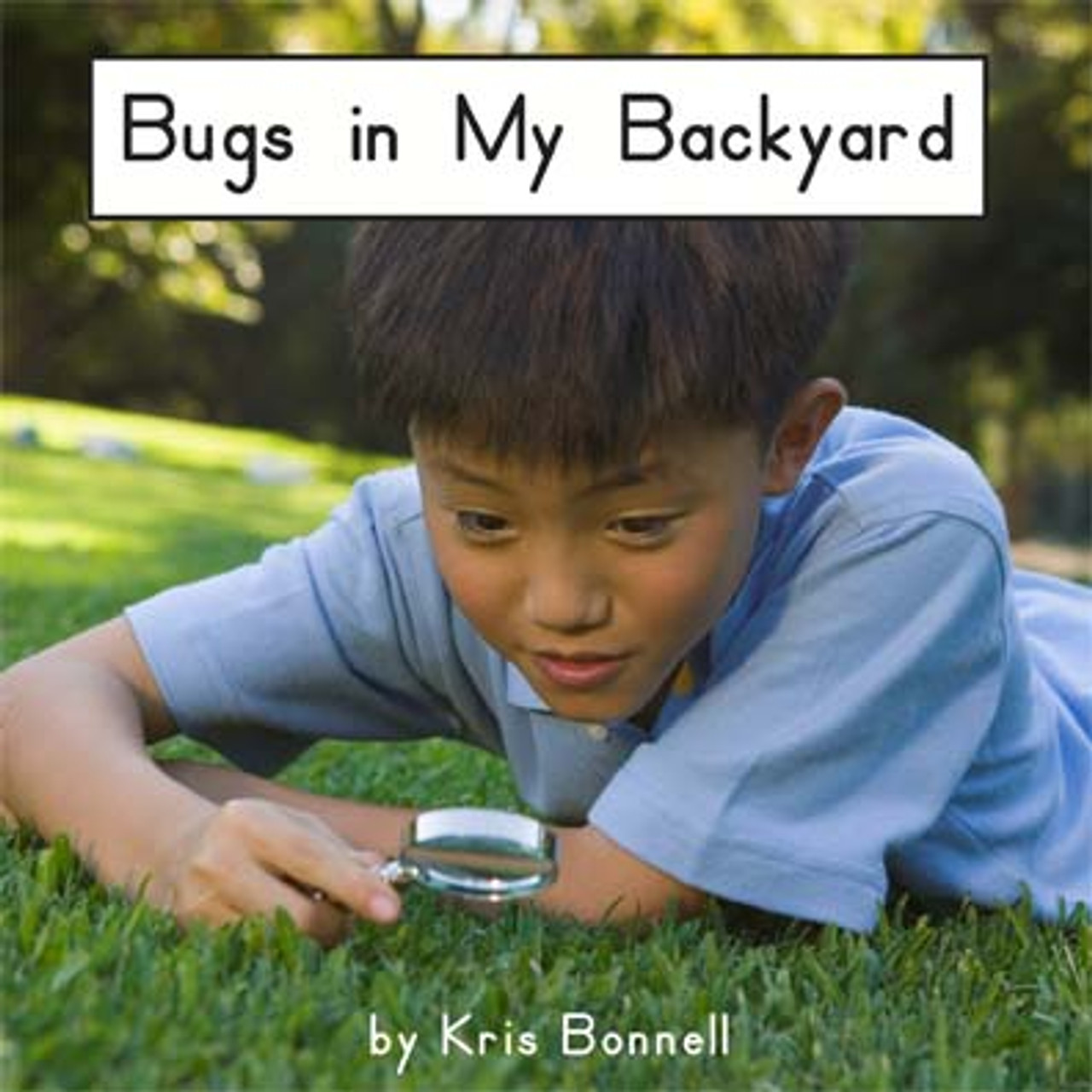 Bugs in My Backyard - Level D/4