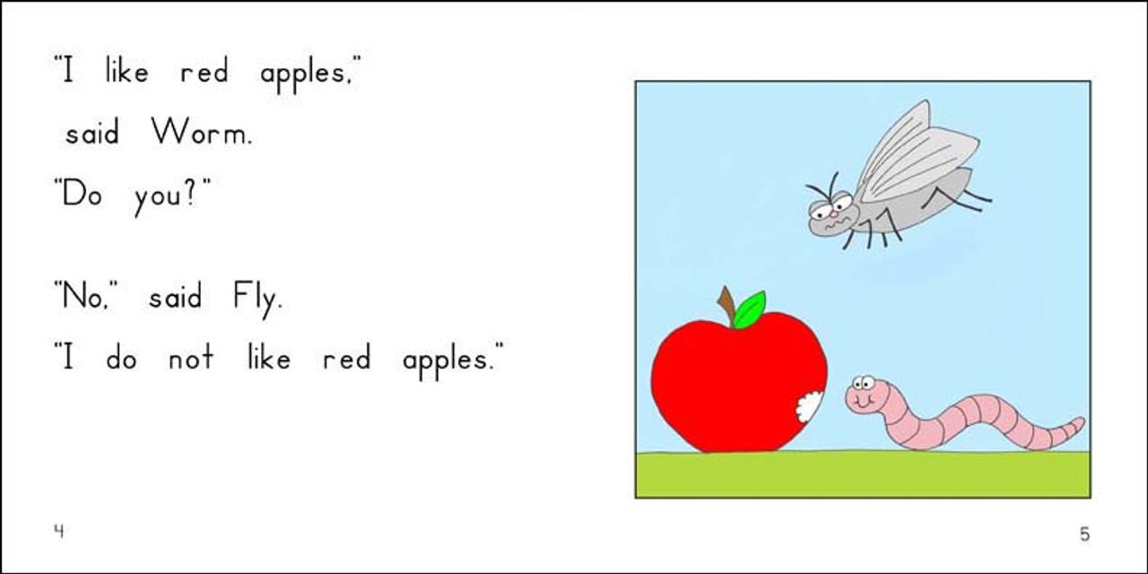 Fruit for Fly - Level E/5