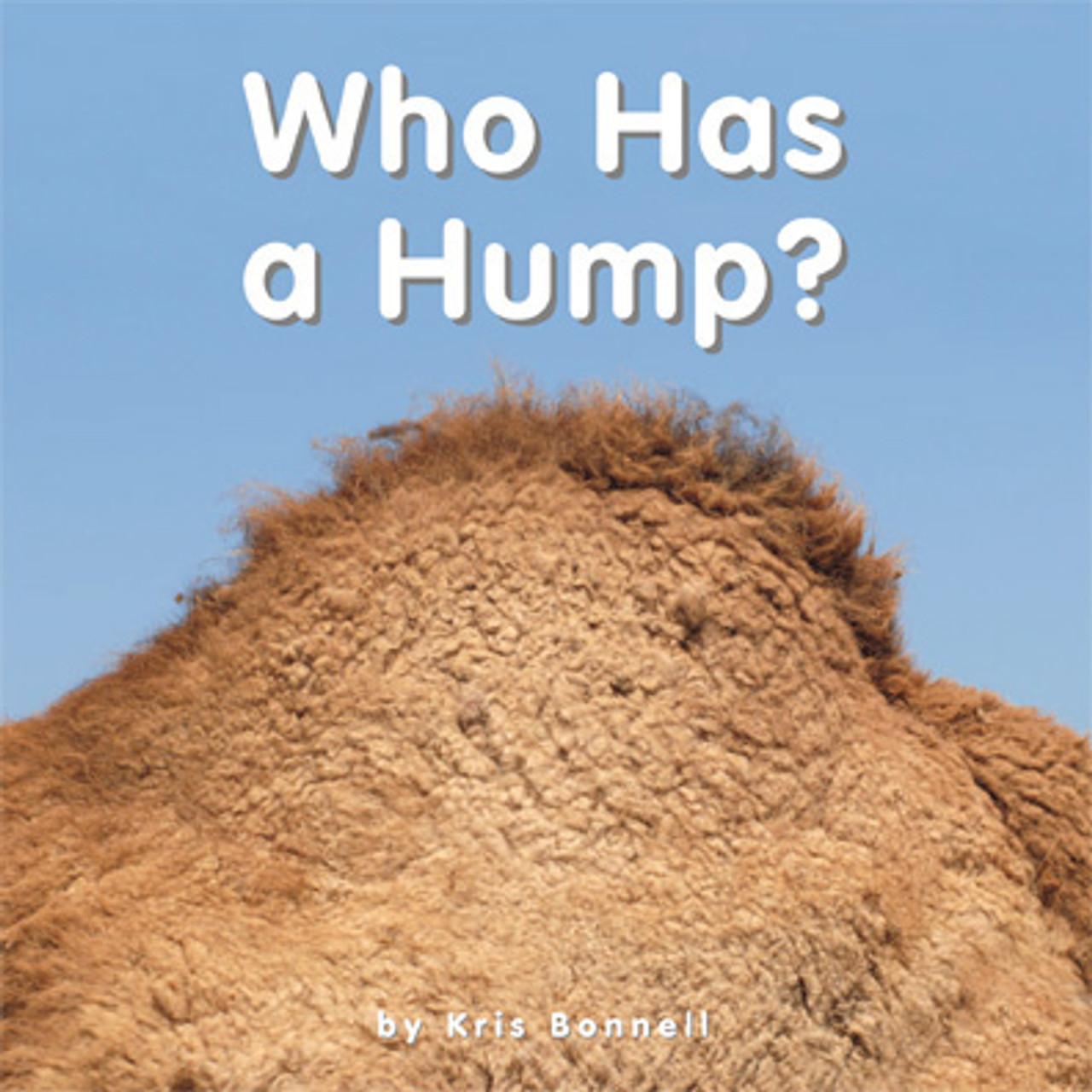 Who Has a Hump - Level B/2