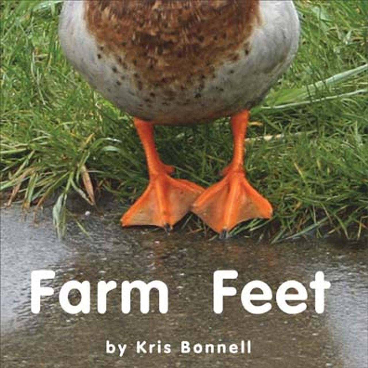 Farm Feet - Level B/2