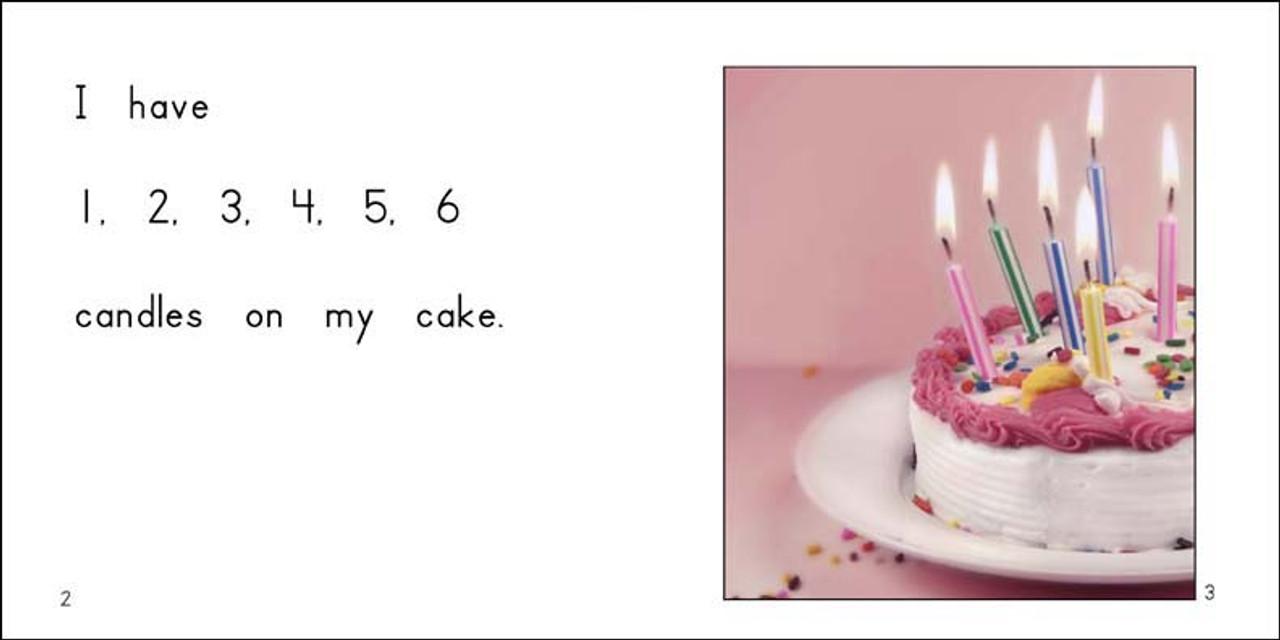 Happy Birthday to Me - Level D/5