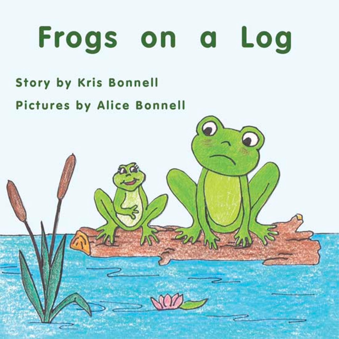 Frogs on a Log - Level D/6