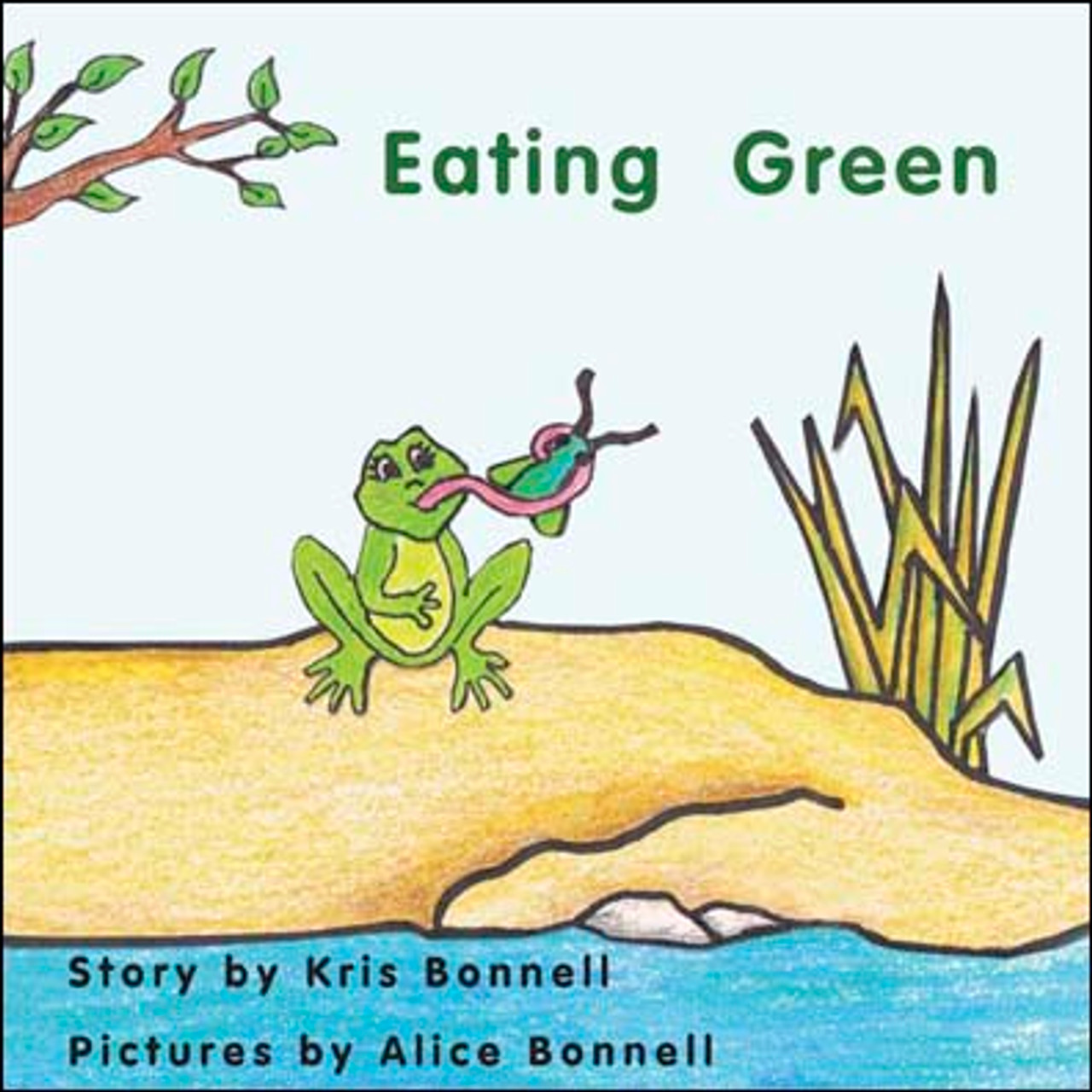 Eating Green - Level C/5