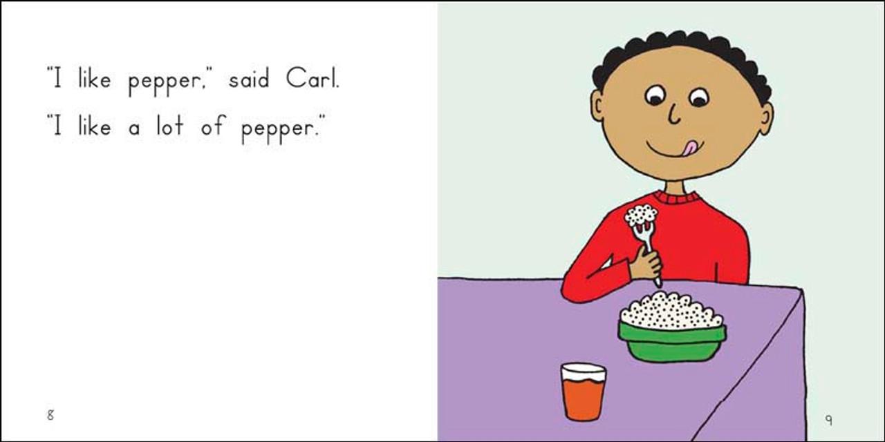 More Pepper for Carl - Level D/6