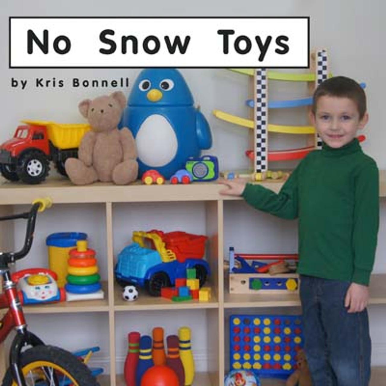 No Snow Toys - Level F/9