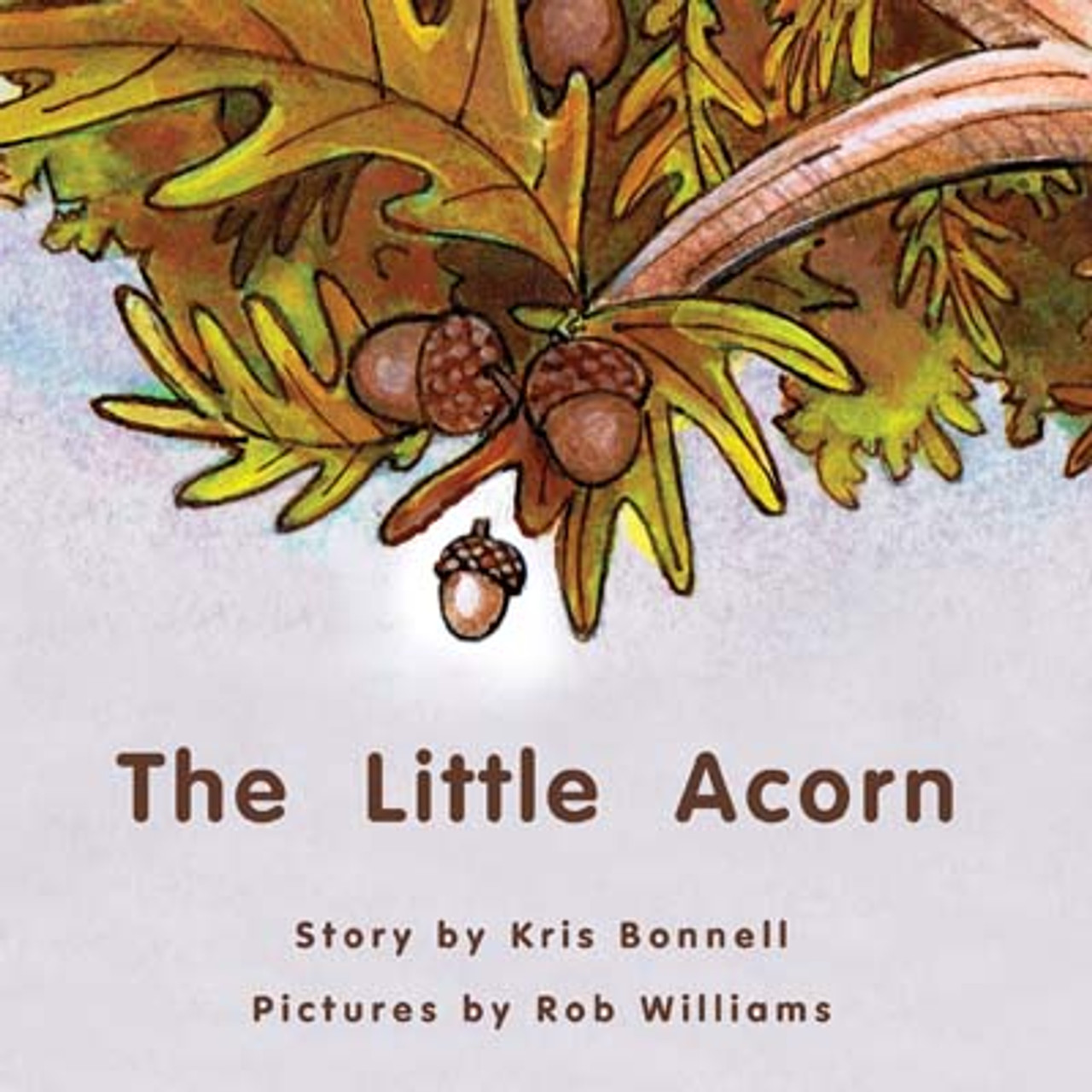 The Little Acorn - Level J/14