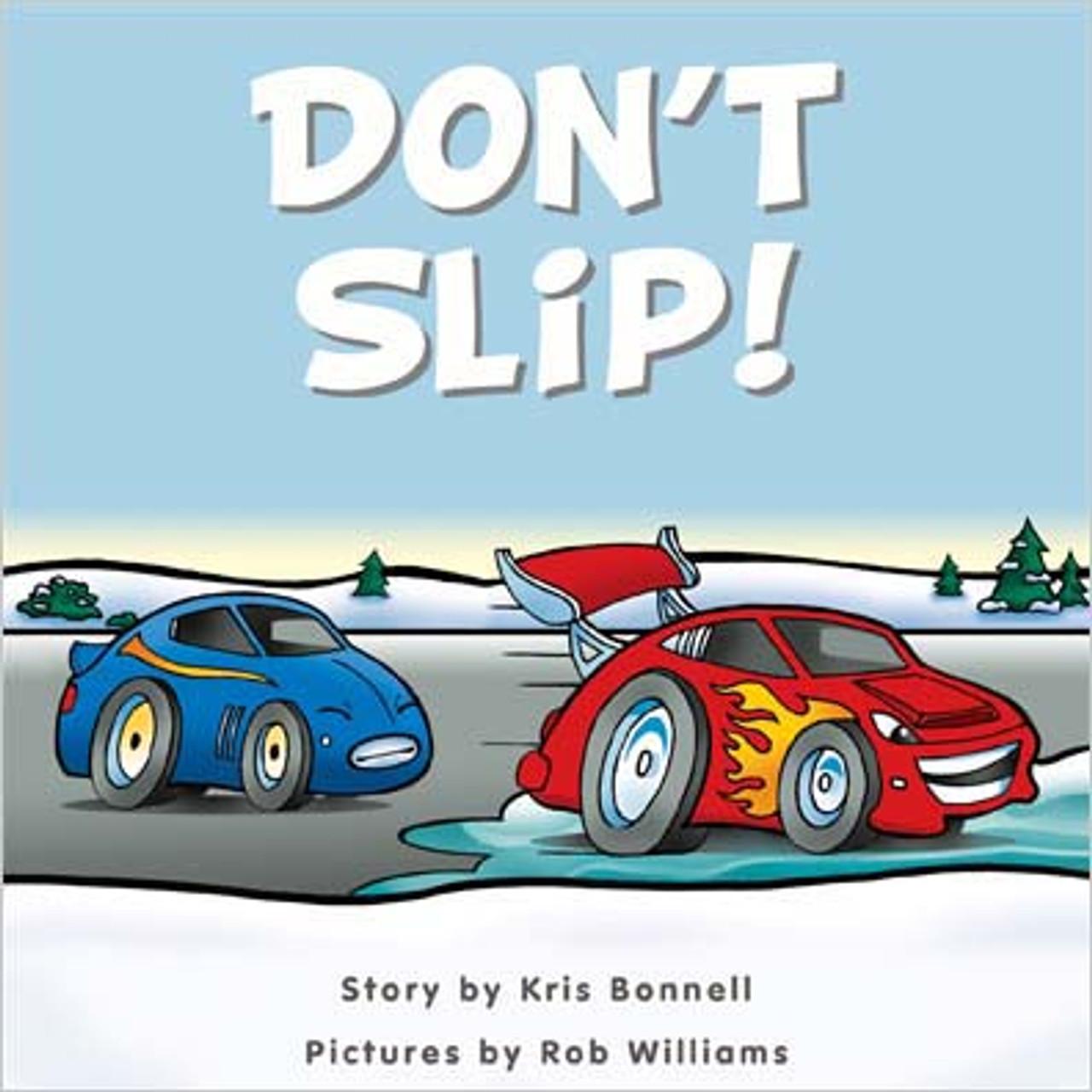 Don't Slip! - Level D/5