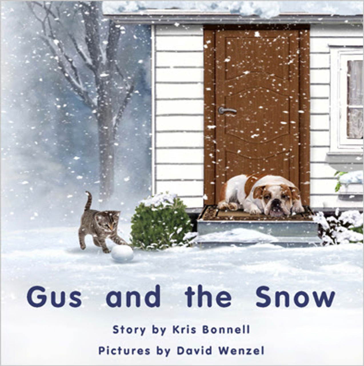 Gus and the Snow - Level C/5