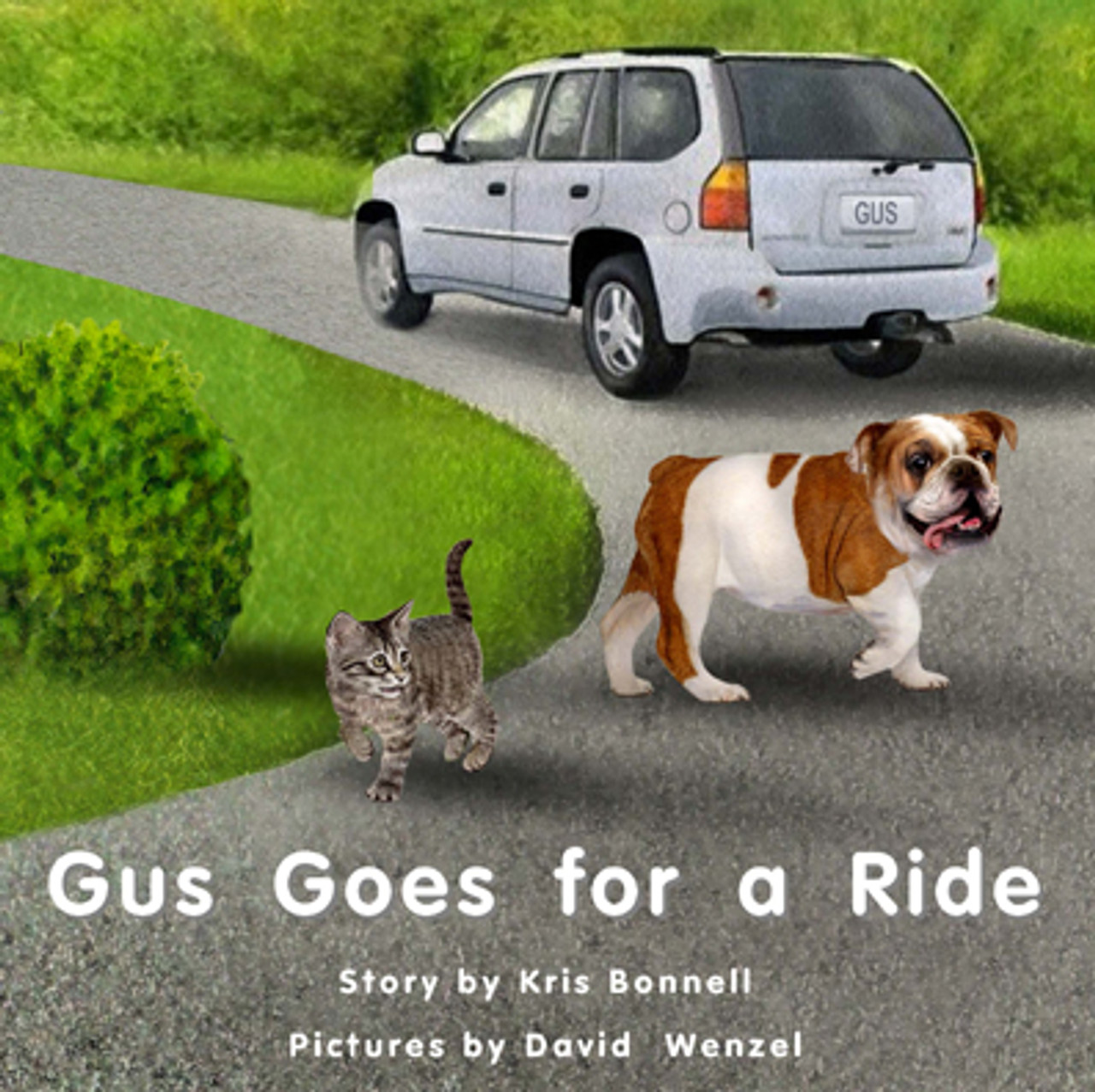 Gus Goes for a Ride - Level D/4