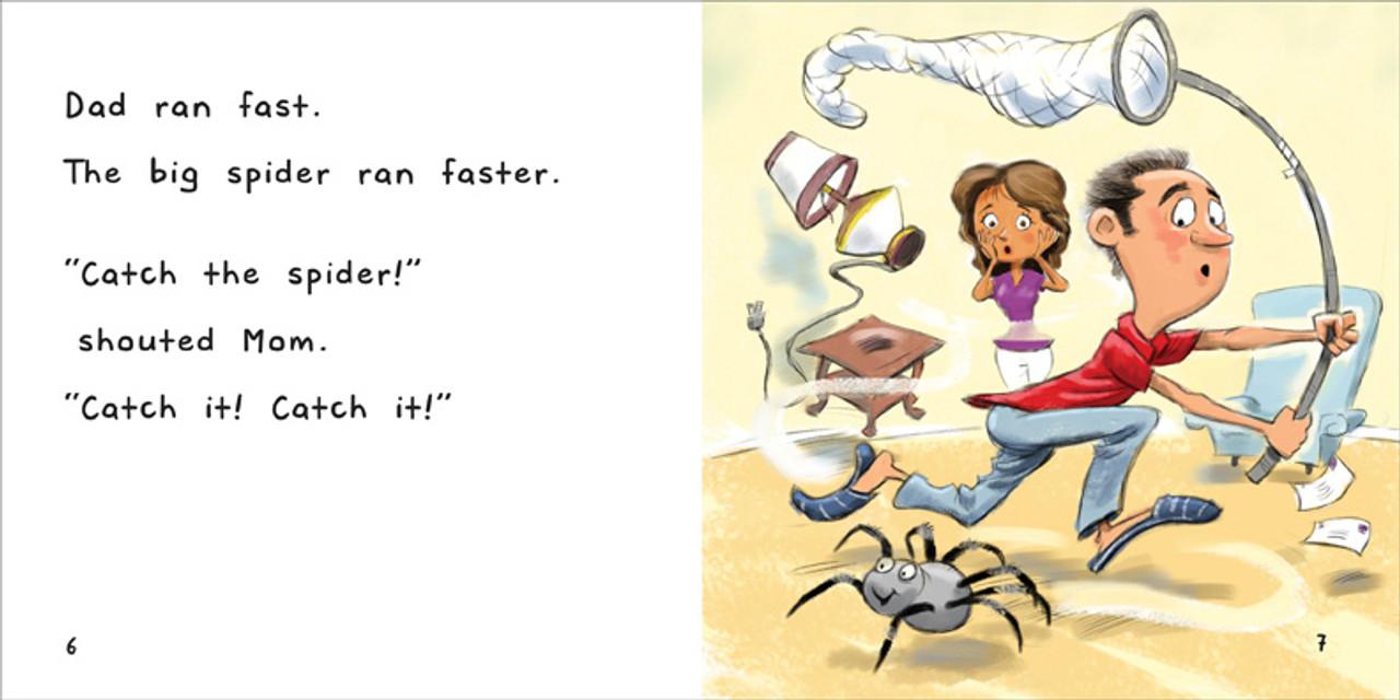 Catch the Spider - Level E/8