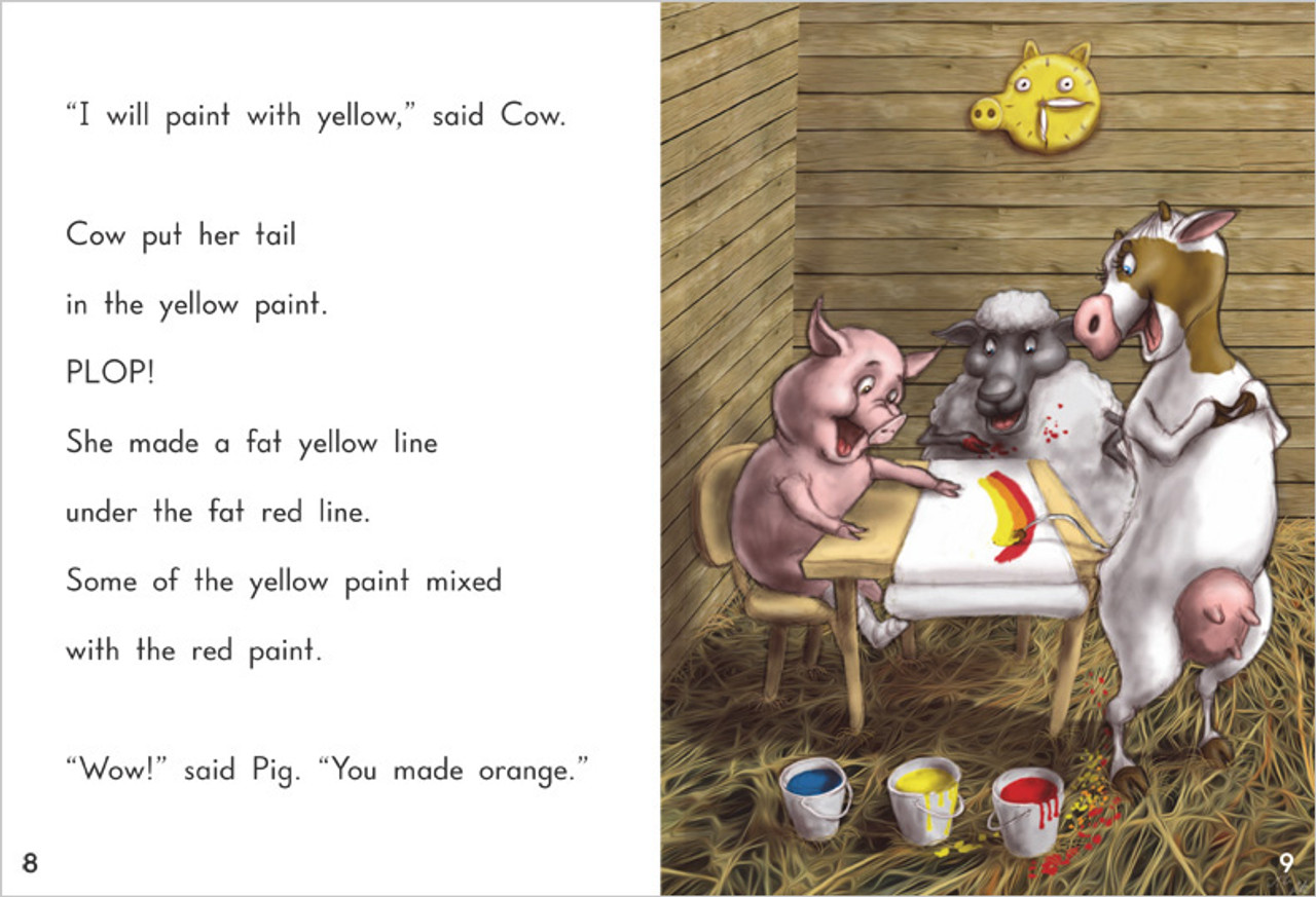 Mad Pig, Sad Pig - Level G/12