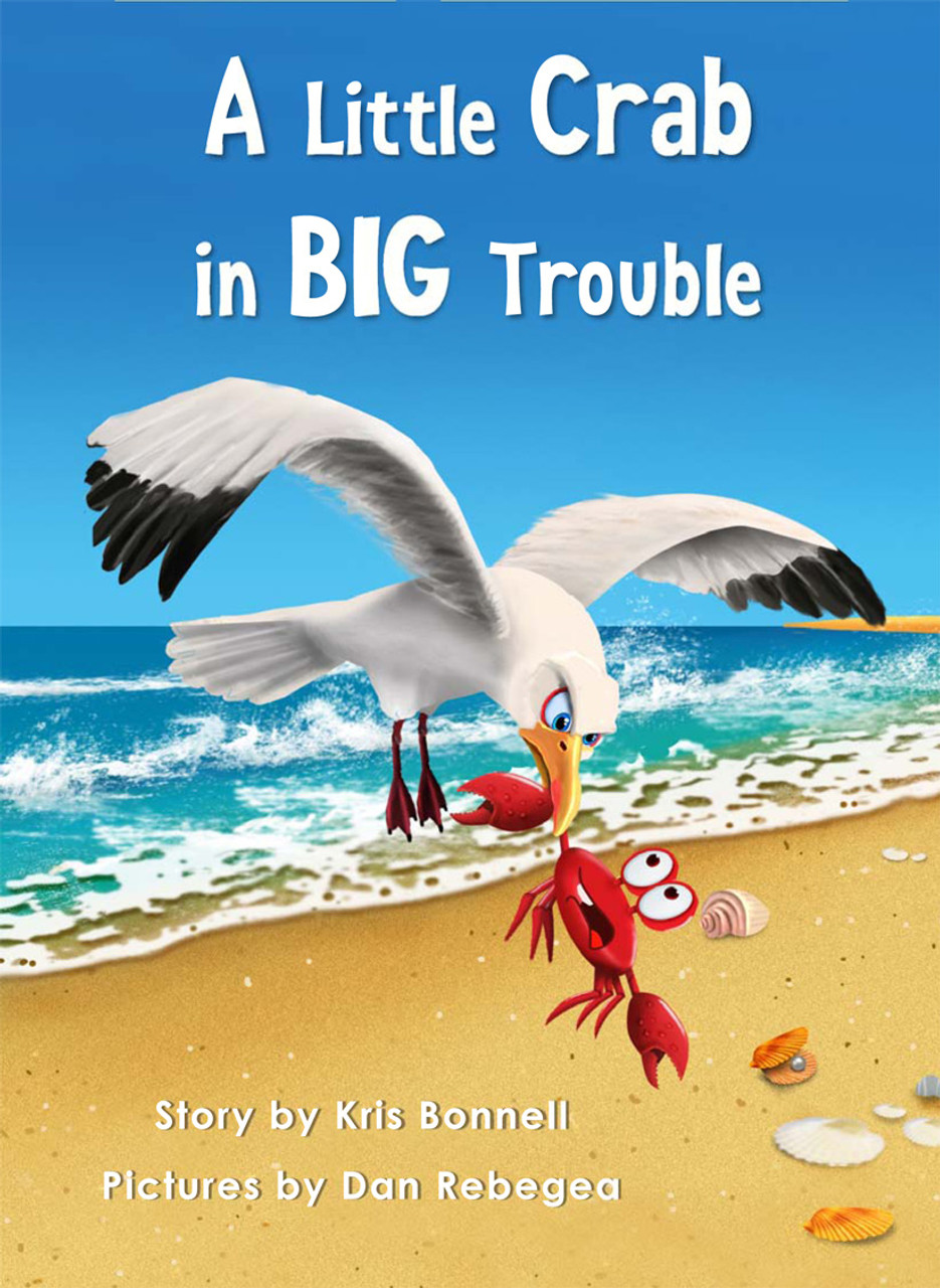 A Little Crab in Big Trouble - Level H/14
