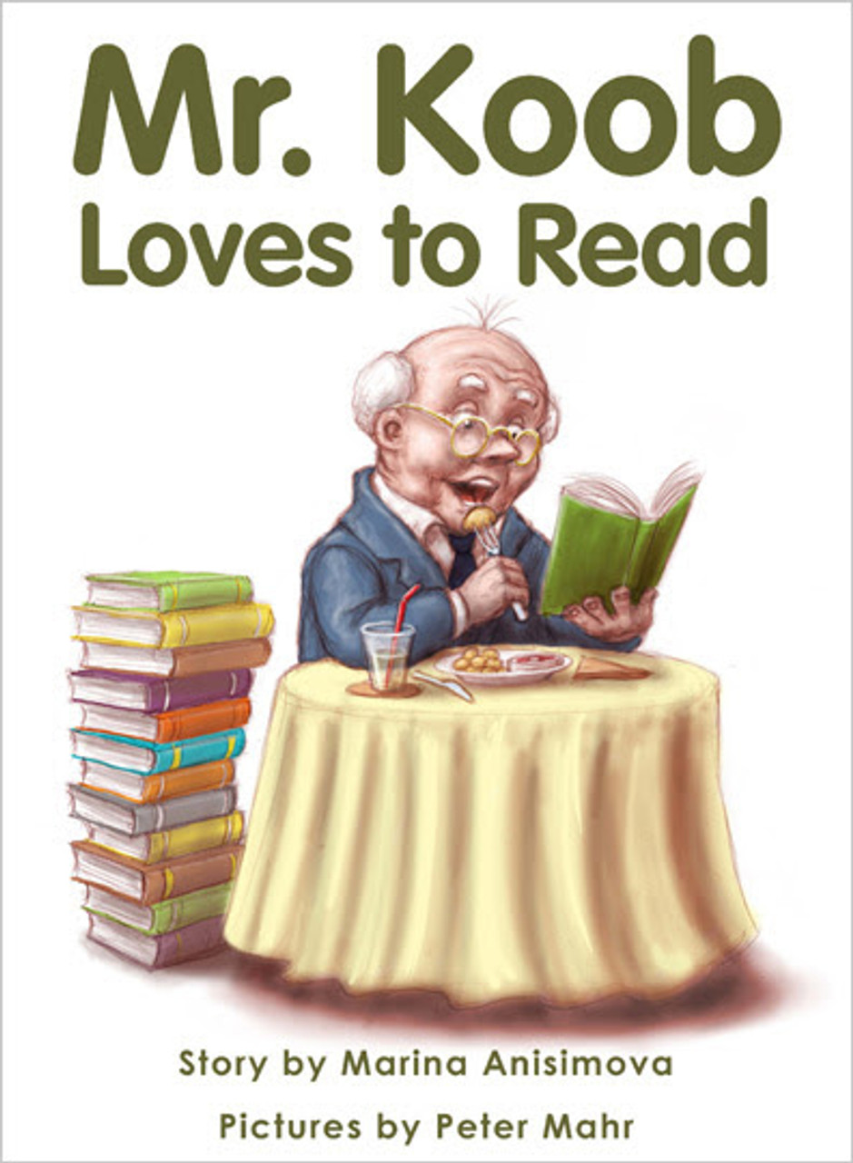 Mr. Koob Loves to Read - Level I/16
