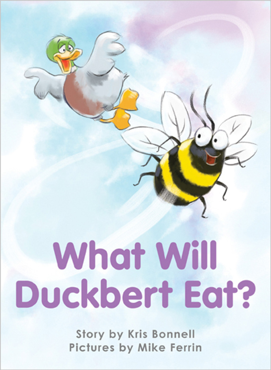 What Will Duckbert Eat? - Level G/11