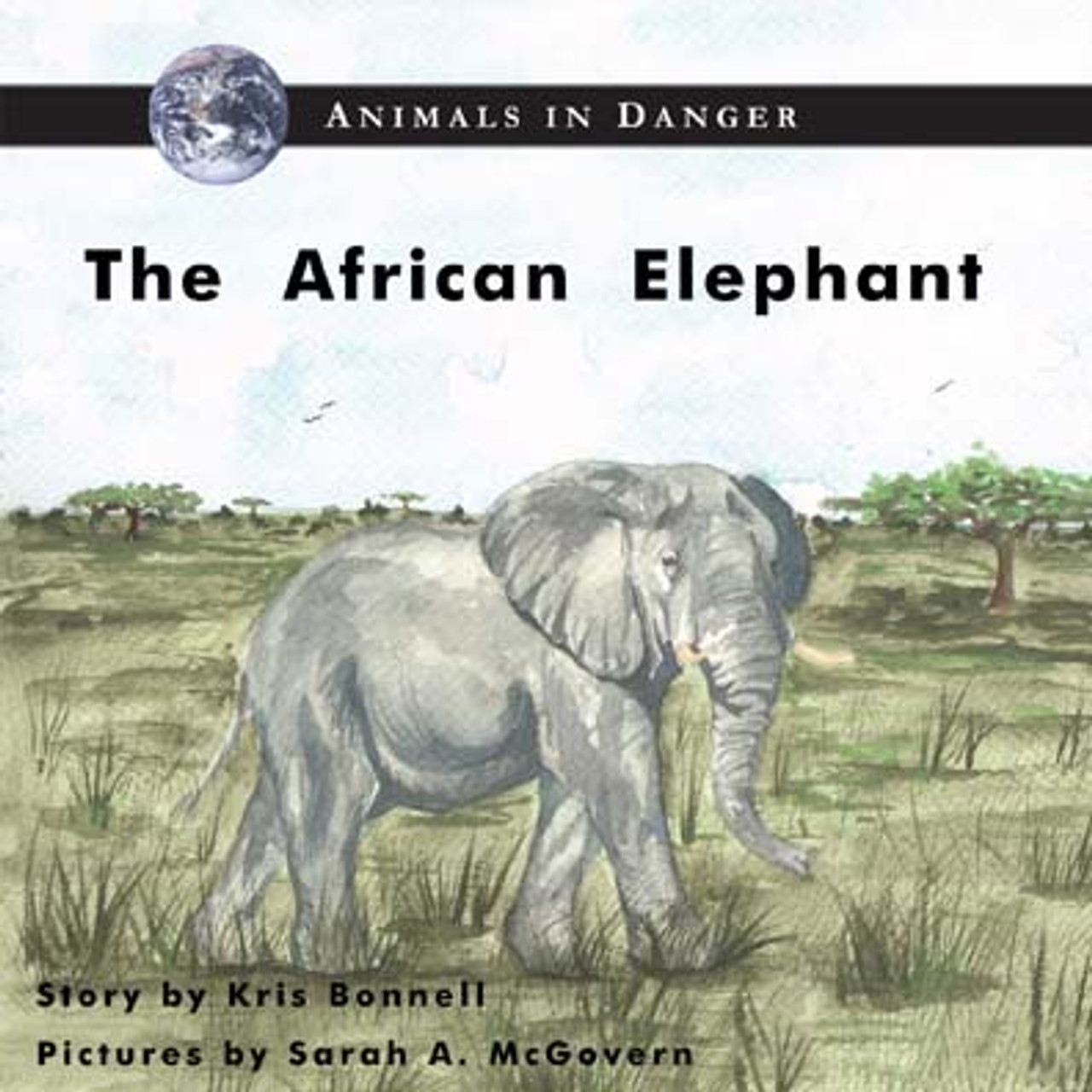 The African Elephant - Level D/6