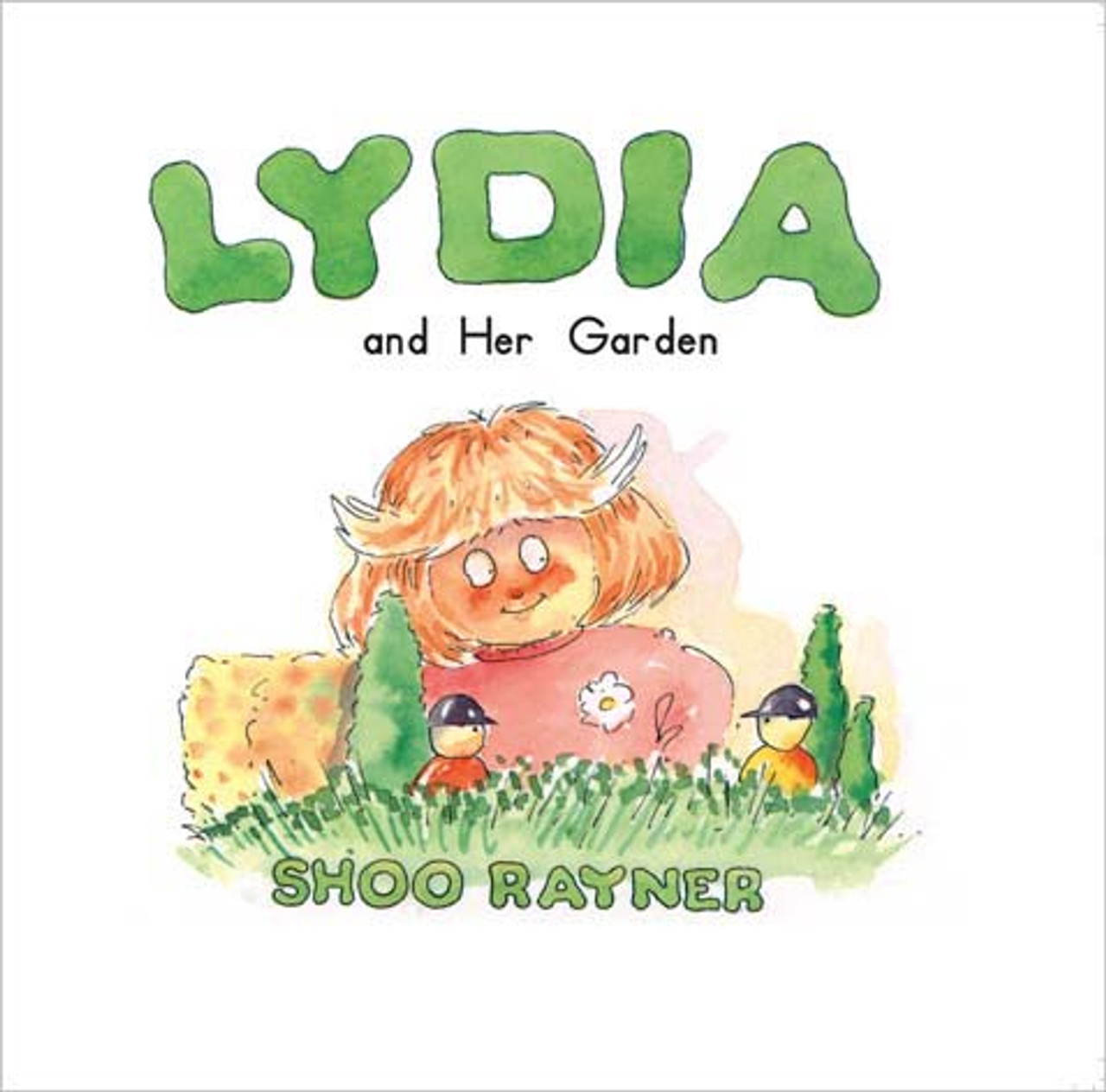 Lydia and Her Garden - Level G/10